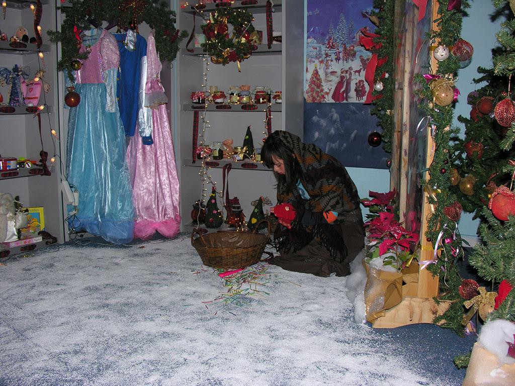 Μαχητές - Χριστουγενιάτικη Γιορτή 2010